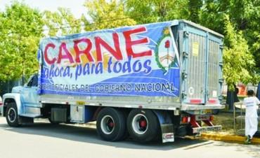 Viernes 25 el camión de Carnes para Todos en Federal