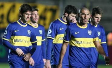 A Boca Juniors lo pasearon en Globo