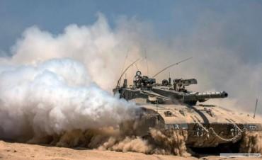 Israel seguirá con la ofensiva hasta destruir todos los túneles de Hamas