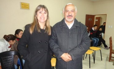 Felipe Torres se reúne con el Consejo de Seguridad Vecinal