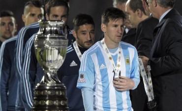 Otra final, otra frustración: la selección argentina no puede con sus karmas