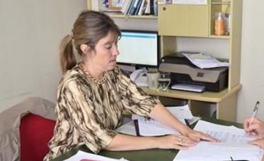 Gestiones provinciales de Verónica Popelka