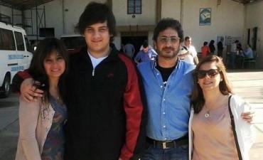 Eduardo Taleb: TENGO UNA FAMILIA QUE ME ENORGULLECE