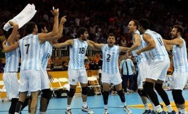 Argentina venció a Brasil obtuvo el oro y es campeón Panamericano en voley