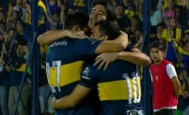 Boca goleó a Banfield y clasificó a Octavos de la Copa Argentina