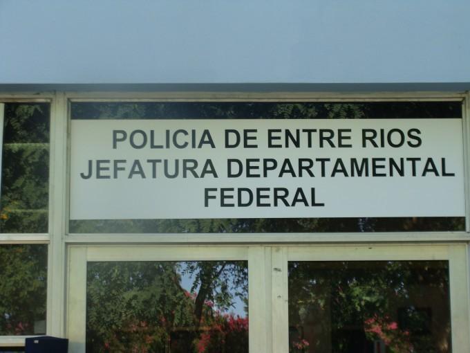 Ante la seguidilla de Robos , el Jefe de Policía brindo detalles de las investigaciones