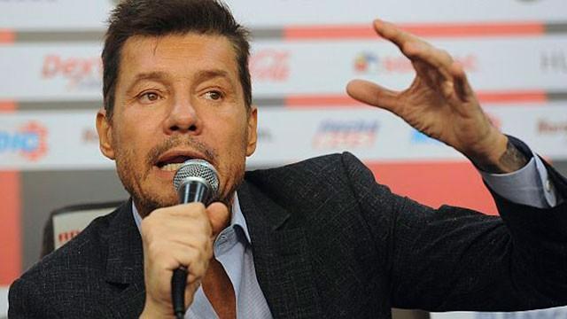 Marcelo Tinelli será el Presidente de la SuperLiga