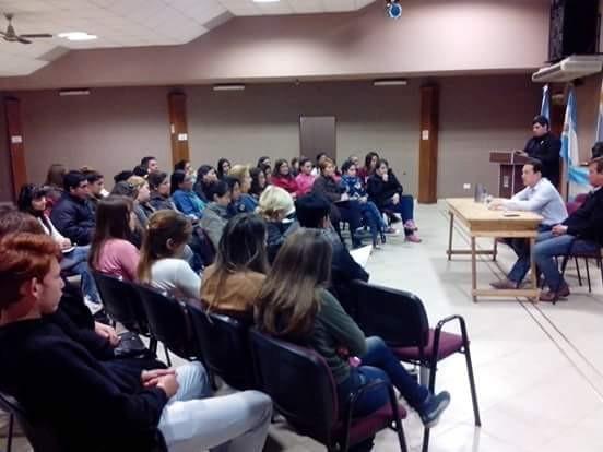 El sábado 23 comienza el dictado de clases de los Cursos de Formación Profesional de Acompañante Terapéutico y Estimulación Temprana