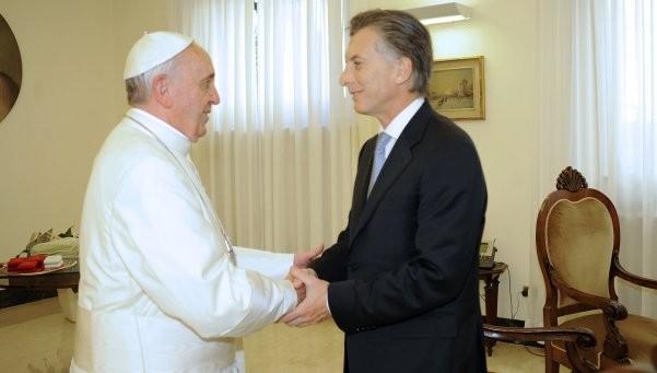 Macri y el Papa mantendrán un nuevo encuentro el 17 de octubre