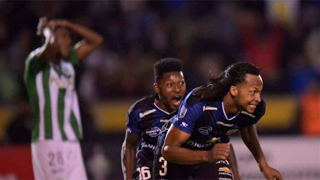 Copa Libertadores: Independiente del Valle logró un agónico empate ante Nacional