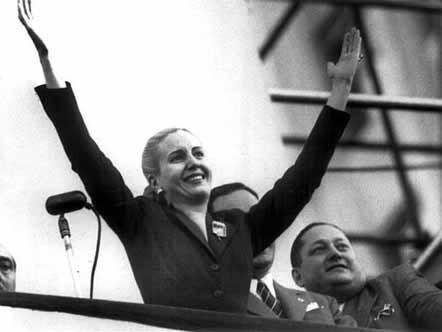 Aniversario de la muerte de Evita