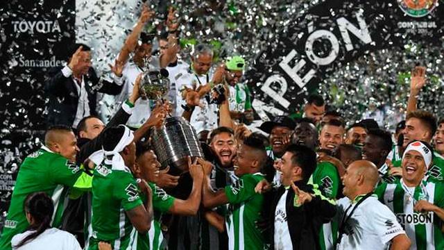 Atlético Nacional le ganó a Independiente del Valle y es el nuevo campeón de América