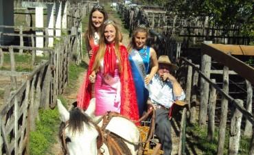 Comienza la inscripción de candidatas a reina de la exposición Rural de Federal