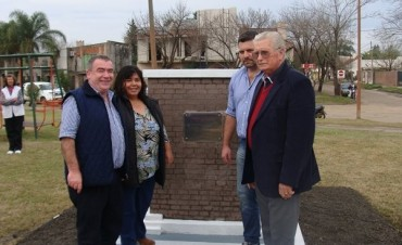 El Municipio y el P.J. de Federal homenajearon juntos al Gral. Peron .