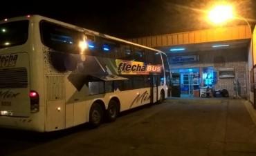 Final de Ciclo : Flecha Bus no brinda mas servicios en la linea Federal - Buenos Aires