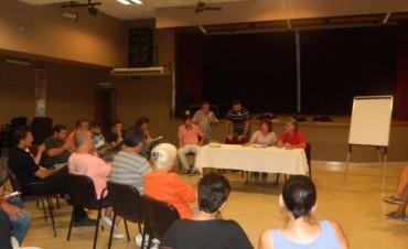 Comienzan las reuniones por el Festival Nacional del Chamame