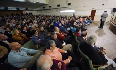 La conformación de la tarifa eléctrica fue analizada en una audiencia pública informativa