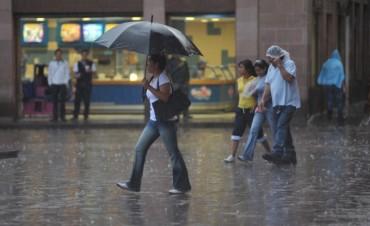 Nubosidad y probables precipitaciones para el fin de semana largo