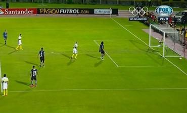 Otra vez la polémica: Lo que pudo haber sido el segundo gol de Boca