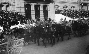 Bicentenario de la Independencia: Cómo fueron los festejos hace 100 años