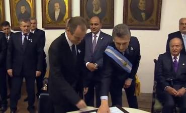 Bordet ratificó en Tucumán, su compromiso social con los entrerrianos