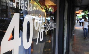 Según CAME, hubo pocas ventas para el comercio en el fin de semana largo