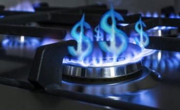 Gobierno anunció un tope de 400% de aumento en las facturas de gas