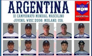 Federalense integra la lista de jugadores del Softbol Juvenil que viaja al Mundial de Estados Unidos