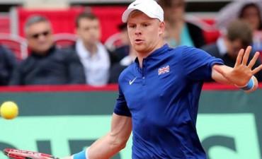 Gran Bretaña eliminó a Serbia y será rival de Argentina en la Copa Davis