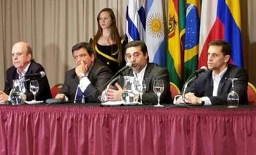 Daniel Angelici fue elegido como el nuevo Ppresidente de la Liga Sudamericana