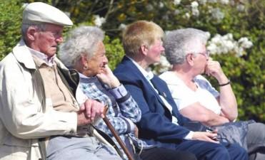Oficializan ley ómnibus de blanqueo y pago a jubilados
