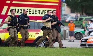 Terror en Múnich: al menos ocho muertos y