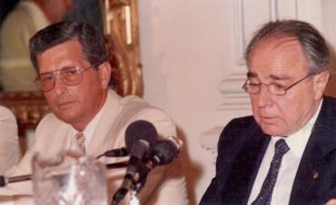 Reconocimiento al Dr Domingo Liotta.