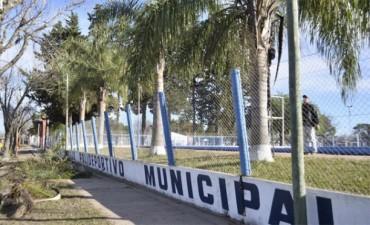Mantenimiento Integral en el Complejo Polideportivo