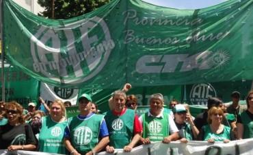 Los empleados nucleados en ATE harán un paro nacional el 11 de agosto