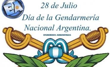 Gendarmeria Nacional celebra su 78 Aniversario