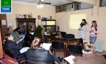 Tercer encuentro de Operadores Socio-terapeutas en Adicciones