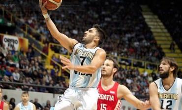 Súper 4: Argentina logró un claro triunfo ante Croacia