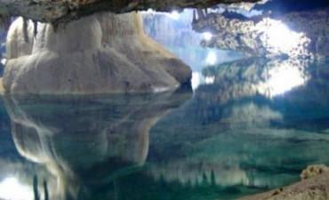 ¡Agua! 600 kilómetros bajo tierra