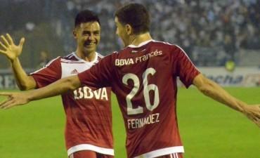 River eliminó a Sportivo Rivadavia y avanza en la Copa Argentina