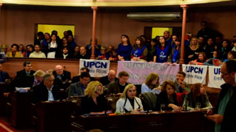 Por unanimidad, Diputados dio media sanción a la Ley de Enfermería