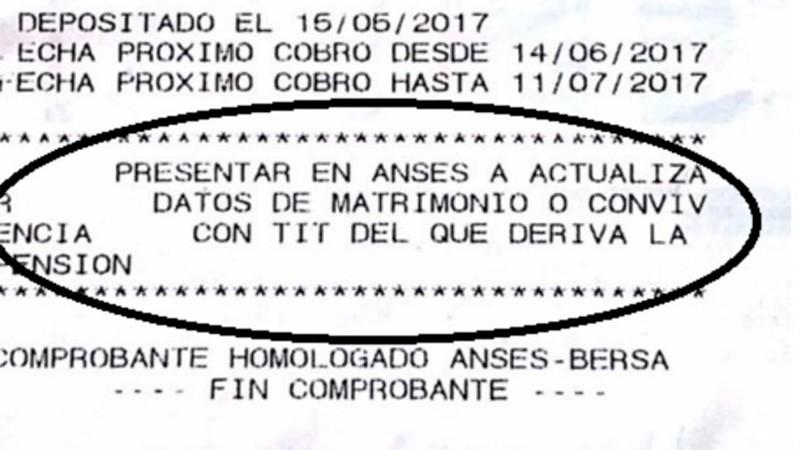 Anses dejó de pedir información a pensionados