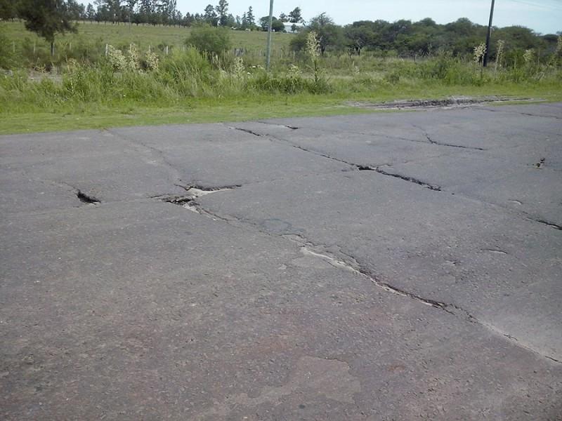 """Piden que la repavimentación de la ruta 127 se haga con """"tercer carril"""" para transporte pesado"""