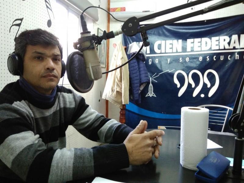 Nestor Valiente confirmo los detalles de su renuncia en el Club Ferrocarril ..