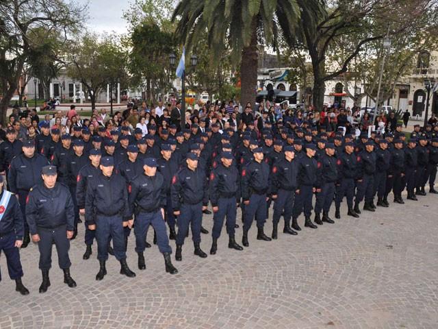 Abren la convocatoria para el ingreso a la Policía de Entre Ríos