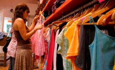 En junio, las ventas minoristas cayeron 1,4%