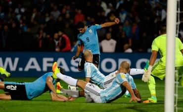 Eliminatorias: Uruguay y Argentina con día y horario confirmado