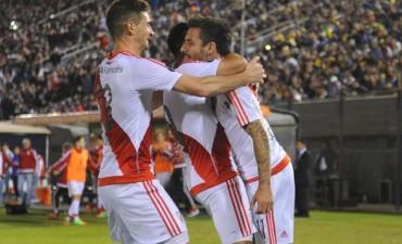 River logró un gran triunfo en Paraguay por la ida de los octavos de final de la Libertadores