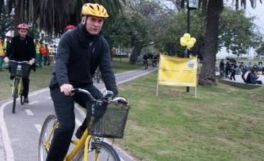 Insólito :Una directora en Movilidad en Bicicleta