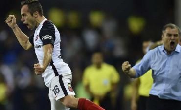 San Lorenzo se hizo fuerte en Ecuador y se trajo un gran triunfo por la Libertadores